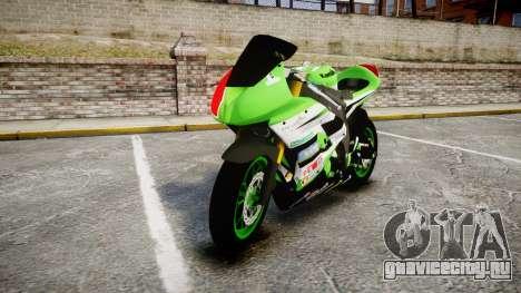 Kawasaki Ninja ZX-10R для GTA 4