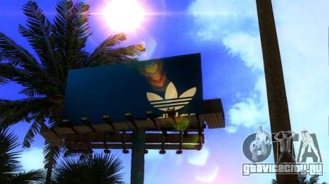HD Текстуры скейт-парка и госпиталя V2 для GTA San Andreas пятый скриншот