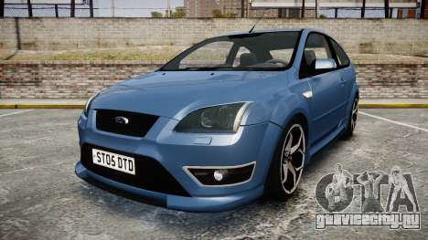 Ford Focus ST 2005 Rieger Edition для GTA 4