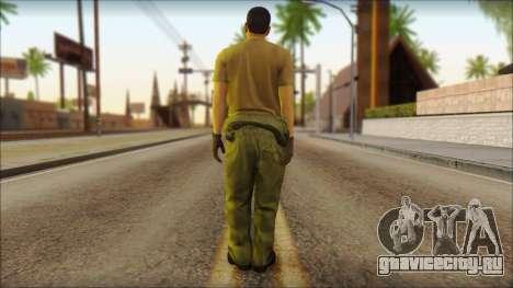 GTA 5 Soldier v1 для GTA San Andreas второй скриншот