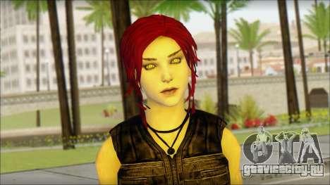 Tomb Raider Skin 14 2013 для GTA San Andreas третий скриншот