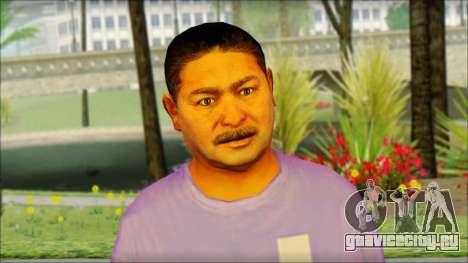 GTA 5 Ped 21 для GTA San Andreas третий скриншот