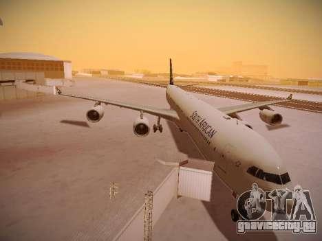 Airbus A340-600 South African Airways для GTA San Andreas