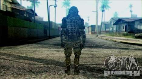 Солдат ВДВ (CoD: MW2) v3 для GTA San Andreas второй скриншот