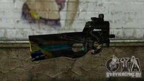 P90 from PointBlank v1 для GTA San Andreas второй скриншот