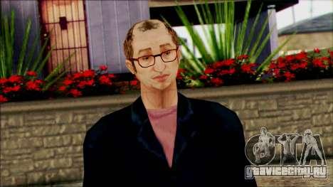 Rosenberg from Beta Version для GTA San Andreas третий скриншот
