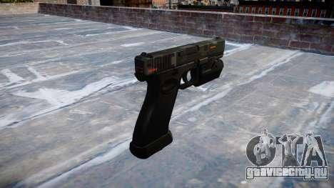 Пистолет Glock 20 ce digital для GTA 4 второй скриншот