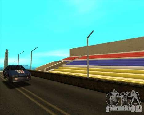 Sky Road Merdeka для GTA San Andreas четвёртый скриншот