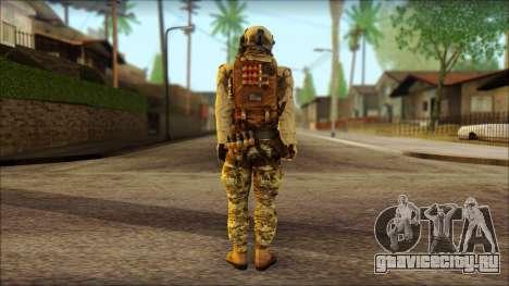 USAss from BF4 для GTA San Andreas второй скриншот
