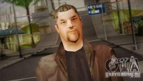 Russian Mafia Skin для GTA San Andreas третий скриншот