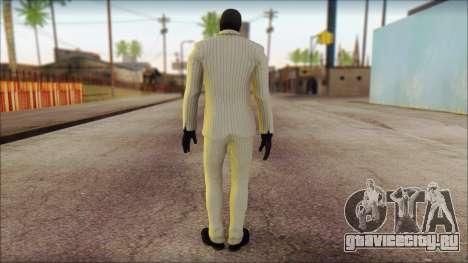 Black Mask From Batman: Arkham Origins для GTA San Andreas второй скриншот