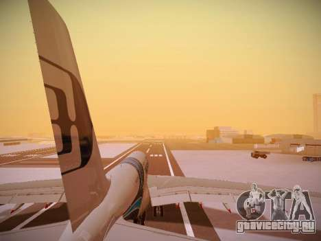 Airbus A380-800 Malaysia Airlines для GTA San Andreas