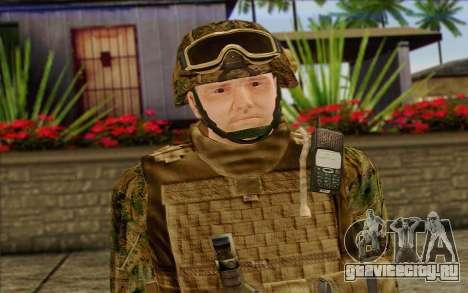 Солдат Армии США (ArmA II) 2 для GTA San Andreas третий скриншот