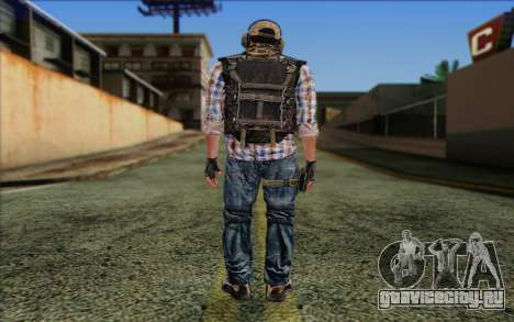 Tanny from ArmA II: PMC для GTA San Andreas второй скриншот