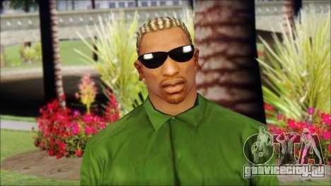 New CJ v2 для GTA San Andreas третий скриншот