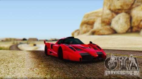 Graphic Unity V4 Final для GTA San Andreas