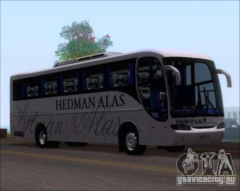 Comil Champione 2005 Hedman Alas для GTA San Andreas вид слева