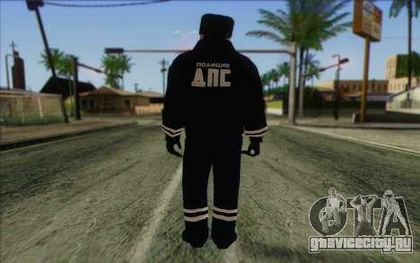 ДПС Скин 1 для GTA San Andreas второй скриншот