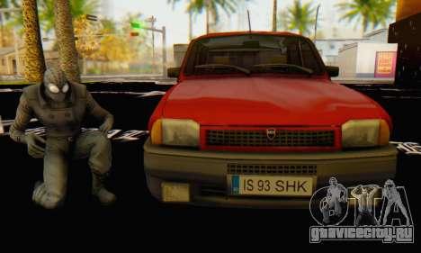 Dacia 1310 Injectie для GTA San Andreas вид справа