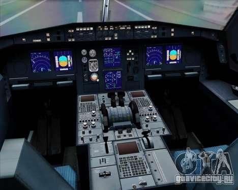 Airbus A330-300 Dragonair для GTA San Andreas салон