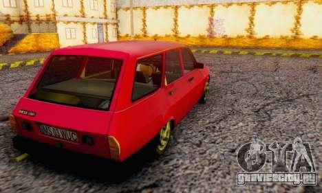 Dacia 1310 Break WUC для GTA San Andreas вид слева