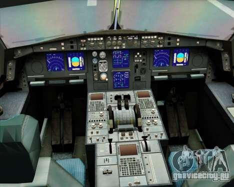 Airbus A330-300 Gulf Air для GTA San Andreas вид сбоку
