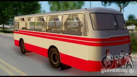 ЛАЗ 695 для GTA San Andreas вид слева