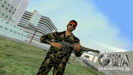 Camo Skin 01 для GTA Vice City