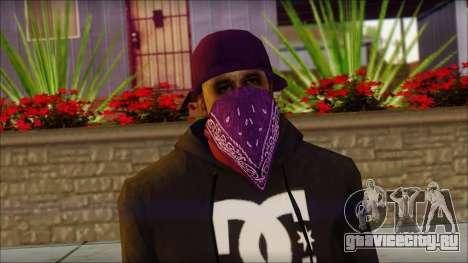 Plen Park Prims Skin 2 для GTA San Andreas третий скриншот