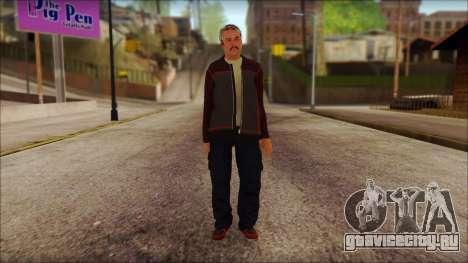 GTA 5 Ped 8 для GTA San Andreas