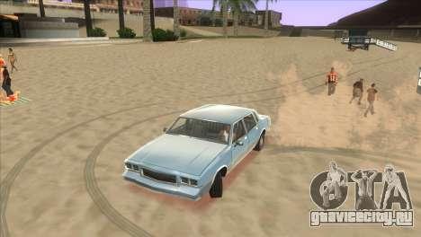 Bright ENB Series v0.1 Alpha by McSila для GTA San Andreas пятый скриншот