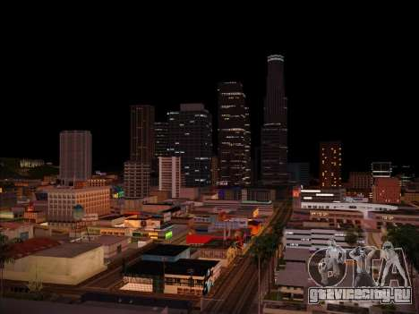 New ENBSeries by MC_Dogg для GTA San Andreas пятый скриншот
