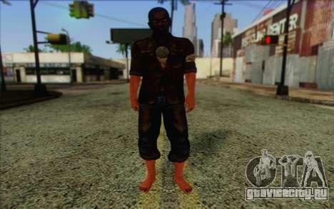 Деннис Роджерс (Far Cry 3) для GTA San Andreas