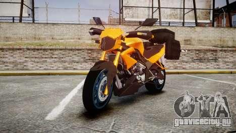 Yamaha V-ixion 150cc для GTA 4