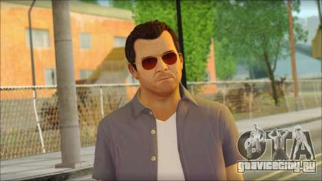 Michael De Santa для GTA San Andreas третий скриншот