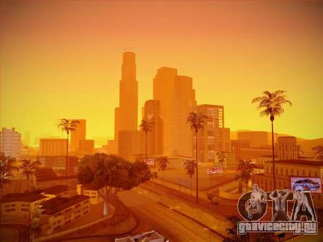 New ENBSeries by MC_Dogg для GTA San Andreas седьмой скриншот