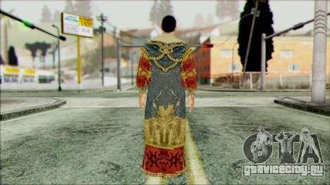 Suleiman from Assassins Creed для GTA San Andreas второй скриншот
