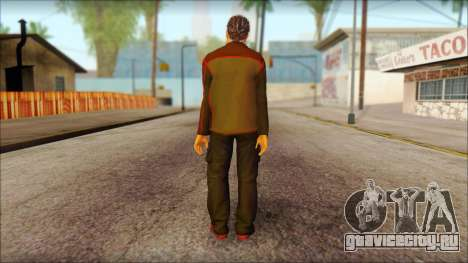 GTA 5 Ped 8 для GTA San Andreas второй скриншот