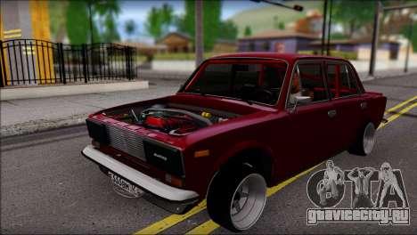ВАЗ 2106 Спорт для GTA San Andreas