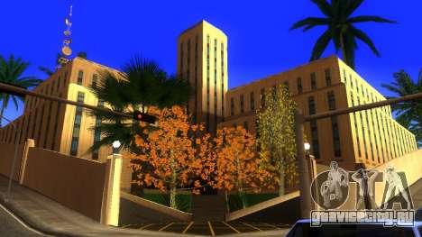 HD Текстуры скейт-парка и госпиталя V2 для GTA San Andreas