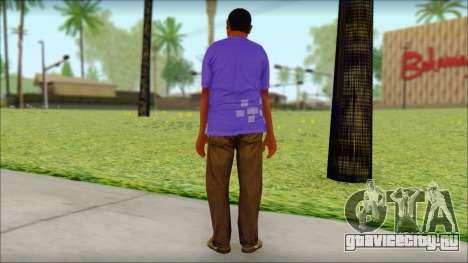 GTA 5 Ped 21 для GTA San Andreas второй скриншот