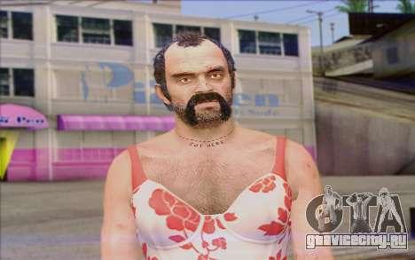 Trevor Phillips Skin v2 для GTA San Andreas третий скриншот