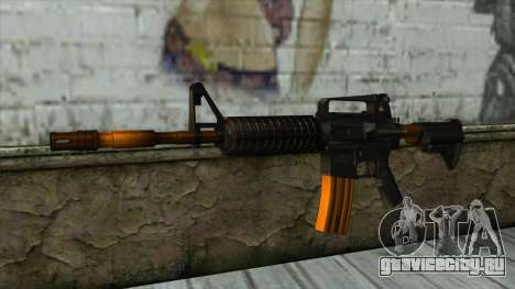 Nitro M4 для GTA San Andreas