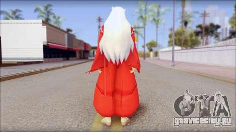 InuYasha для GTA San Andreas второй скриншот