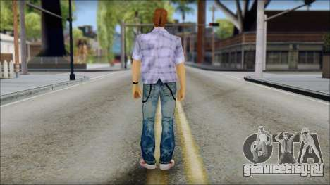 Marty from Back to the Future 1985 для GTA San Andreas второй скриншот