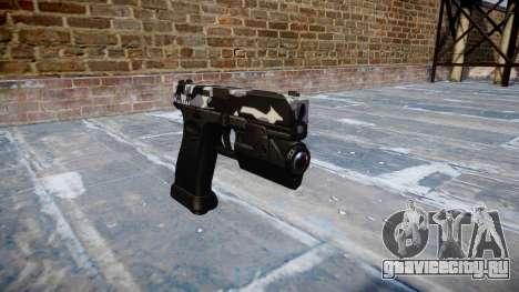 Пистолет Glock 20 siberia для GTA 4