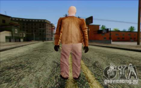 Russian Cats II Skin 6 для GTA San Andreas второй скриншот