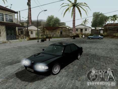 BMW 760i E38 для GTA San Andreas