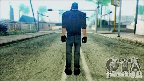 Manhunt Ped 18 для GTA San Andreas второй скриншот