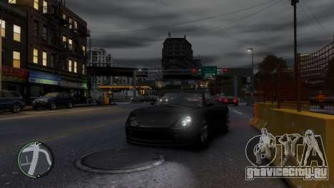 ENB-promo (0.79) v6.3 для GTA 4 для GTA 4 шестой скриншот